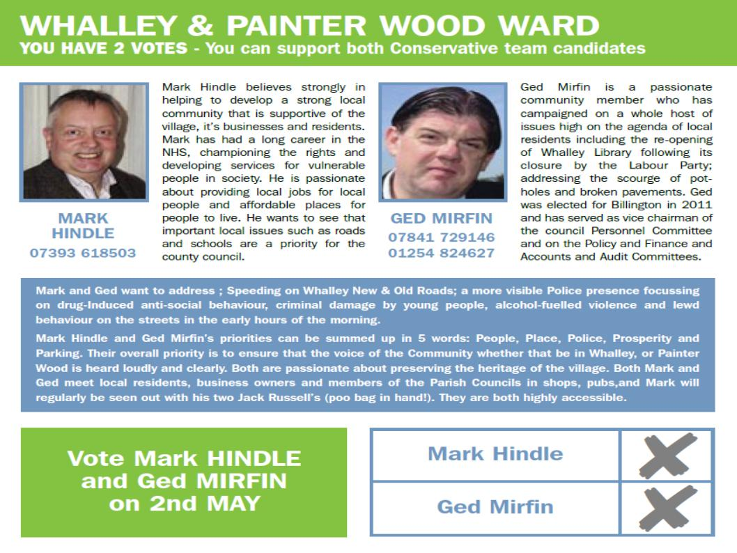 Whalley Painter Wood