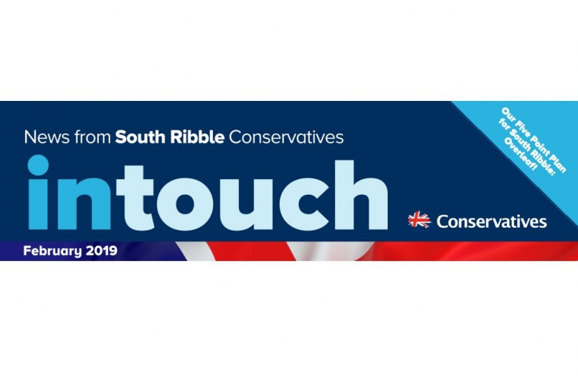 South Ribble Conservatives Banner