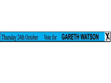 Vote for Gareth Watson